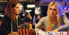 WSOP 2012 – Main Event day 6 – 27 left, ottime Gaelle Baumann ed Elisabeth Hille!