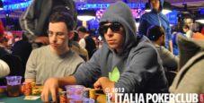 """WSOP 2012 – Davide Catalano a fine day 3: """"Un double up e poi senza sosta!"""""""