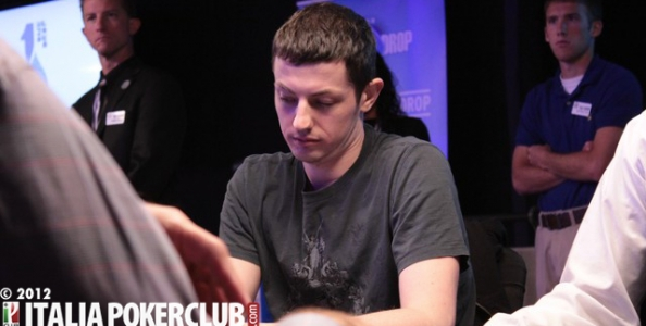 "WSOP 2012: Durrrr nitty al Big One? ""Sono spaventato… qui foldano poker!"