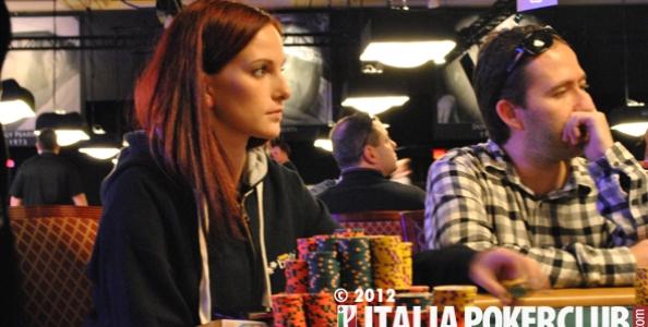 """WSOP 2012 – Elisabeth Hille a un passo dal tavolo finale: """"Vorrei conoscere Annette!"""""""