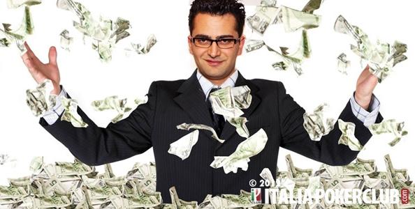 Cosa potrebbe fare Esfandiari con 18 milioni di dollari?