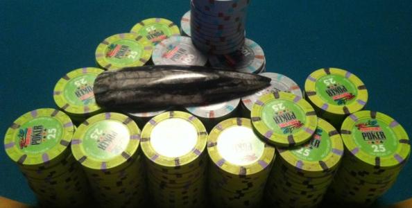 WSOP 2012 – Il fossile che porta sfiga