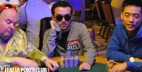 """Gianluca Mattia out decimo alle WSOP: """"La mia giocata è standard!"""""""