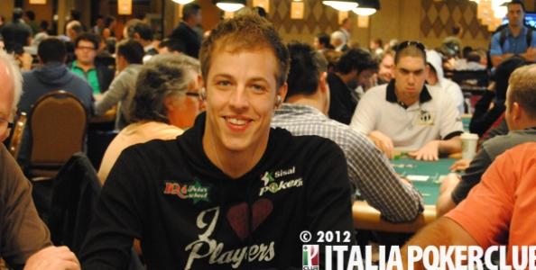 WSOP 2012 – Nicola Pegoretti: poker e felicità
