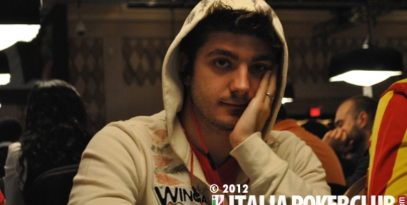 WSOPE evento #1 – Subito out Rocco Palumbo. Riflettori puntati su Geo Maresca!