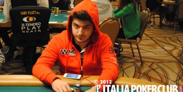 WSOP 2012 – 10K 6max: bene gli italiani, ma dov'è finito Dario Minieri?