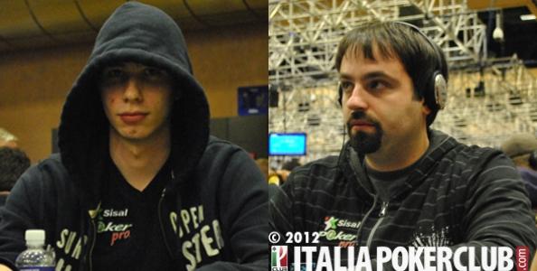 WSOP 2012 – Crisbus e Marco Ruggeri sopra average al Main Event