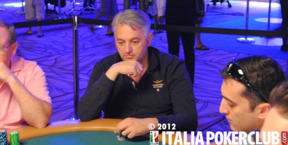 """WSOP 2012 – Domenico Tresa: """"Gli italiani non sono fatti per le WSOP!"""""""