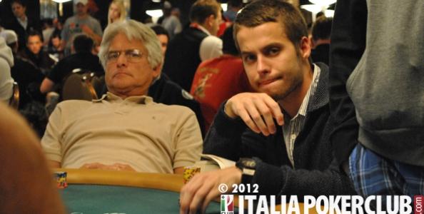 WSOP 2012 – E' battaglia generazionale: la 3bet con una carta sola!