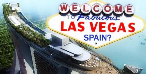 Eurovegas – La nuova Las Vegas nascerà in Spagna!