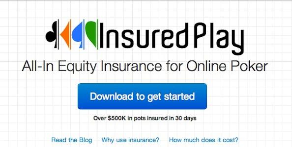 InsuredPlay, il servizio che rimborsa le bad beat del poker online