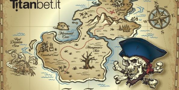 Titanbet Treasure – Una pioggia di gettoni d'oro su Titan!