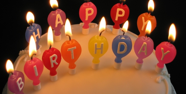 Buon compleanno poker online!