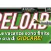 Fino a 200€ di bonus con Glaming Reload!
