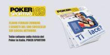 Poker Sportivo n.69 ora in edicola!