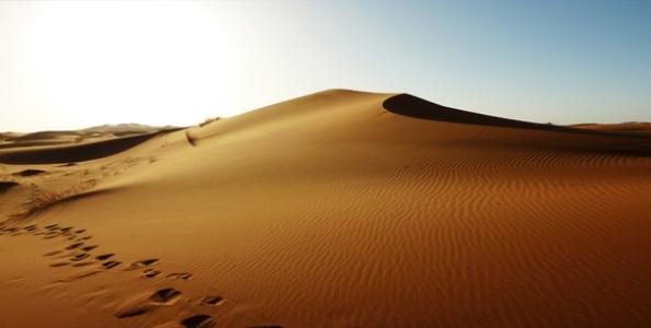 Brian Townsend e la sua pazza maratona nel Sahara
