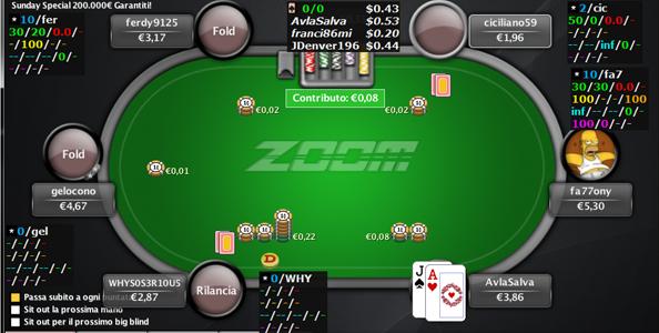 Come far funzionare Holdem Manager sullo Zoom Poker?