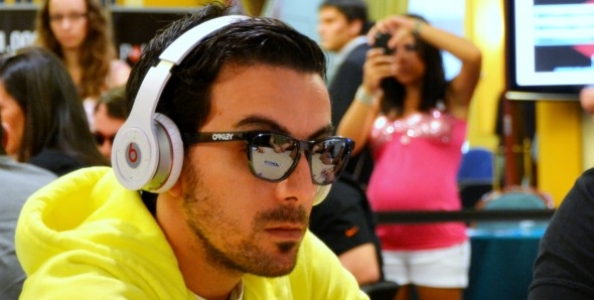 Major domenicali: Gianluca 'seven775' Mattia fa suo il Sunday High Roller per 6.500 euro!