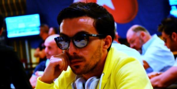 Gianluca Mattia domina l'High Stakes di Ongame!