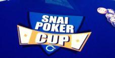SNAI CUP dal 1 al 5 Novembre al Casinò di Venezia
