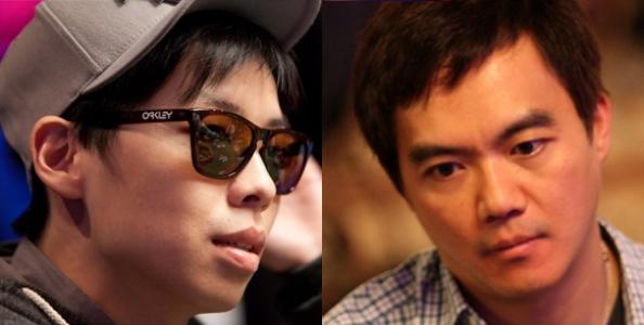Joseph Cheong e John Juanda salgono in cattedra alle WSOPE!