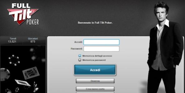 Full Tilt Poker riparte dal Play Money: client disponibile al download