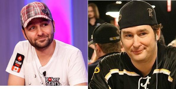 Prop bet tra Negreanu ed Hellmuth: chi dei due ha vinto una cena?