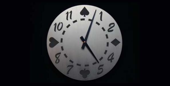 A che ora è meglio giocare a poker?