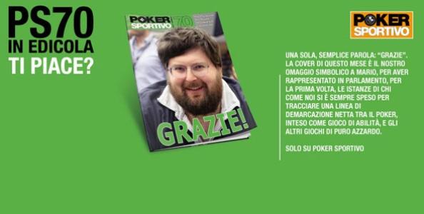 Poker Sportivo N.70 ora in edicola!
