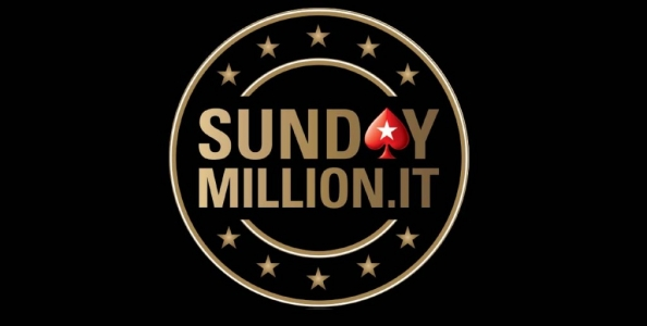 Il 18 settembre torna il Sunday Million su PokerStars per la prima volta in modalità Progressive Knock-Out!