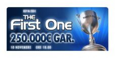 """First One, People's Poker: """"PULIZER"""" vince 51.000 euro!"""