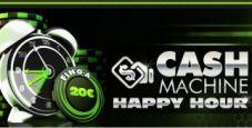 NetBet raddoppia il tuo deposito con Cash Machine Happy Hour!