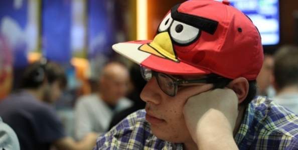 Mustapha Kanit si gioca la volata finale come best player su Pokerstars.com!