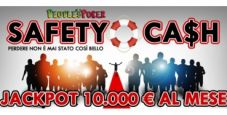 Su People's Poker arriva il Safety Cash!