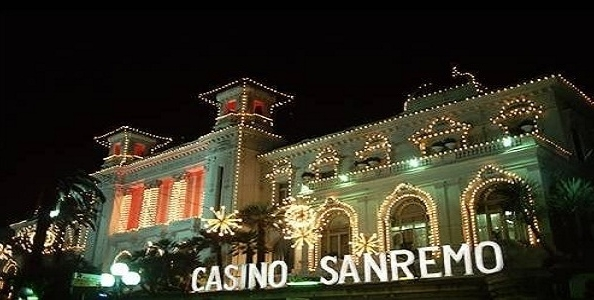 Tilt Events annuncia l'apertura della poker room del casinò di Sanremo
