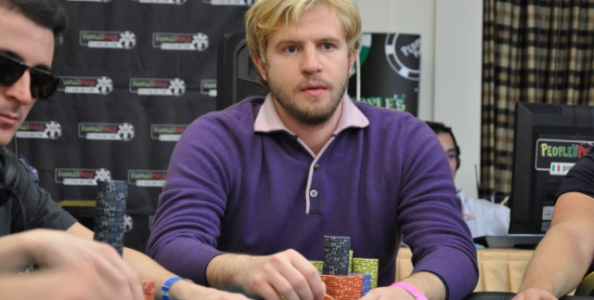 Davide Costa runner up al Deep Sunday Master, Rounders089 vince l'High Stakes