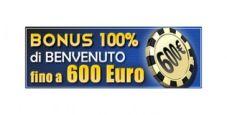 Eurobet Poker – Bonus Benvenuto