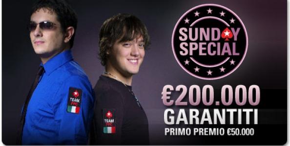"""Pochoflash3"" sorprende i big nell'High Roller, ""bracoste75"" vince il Sunday Special!"