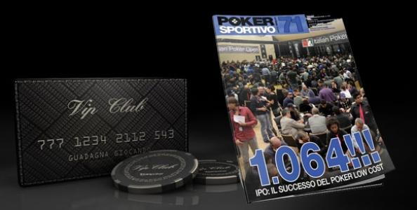 Abbonati a Poker Sportivo con i Titanbet Points!