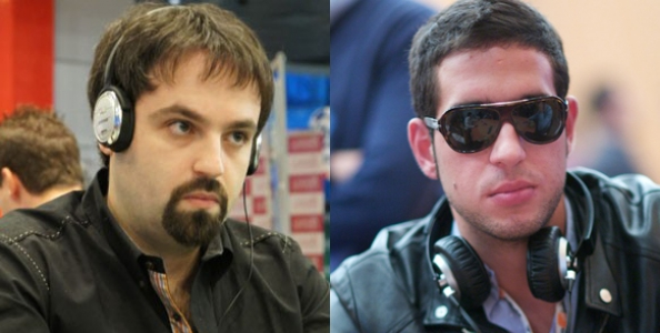 Cristiano Guerra vs. Emiliano Conti al Sunday High Roller!