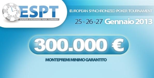 ESPT – Nova Gorica / San Marino / Malta – Gennaio 2013