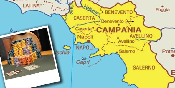Poker al sud: tra sogno e realtà – Campania