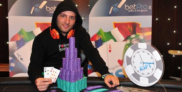 ESPT Warm Up: Danilo Scornavacca vince su Armando Graziano!