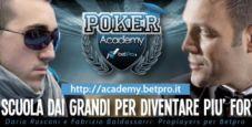 Betpro Poker Academy: coaching gratuito per diventare un player vincente!
