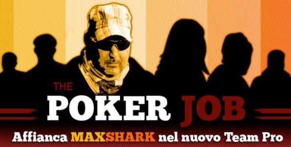 The Poker Job – entra nel Team Pro di PokerYes e partecipa ad un grande torneo Live!