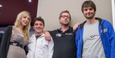 Alessandro Fasolis nuovo ingresso nel Team Pro di Winga