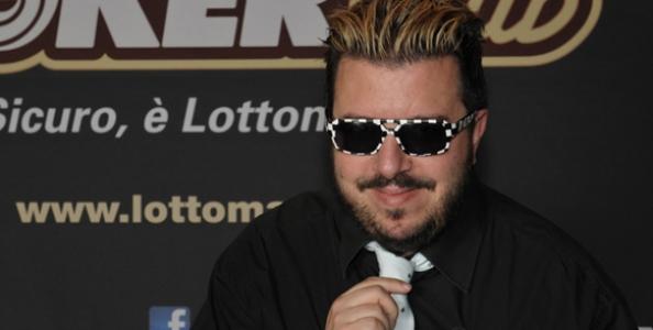 "Max Pescatori: ""Stasera grindo su Poker Club!"""