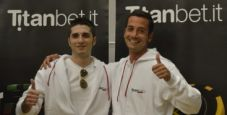 IPO 10 – Ferdinando Lo Cascio e Michael Zanzuri entrano nel Team Pro Titanbet!
