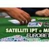 Vuoi partecipare al Mini-IPT di Sanremo? Qualificati con 2 soli step su Eurobet!