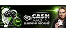 Cash Machine Happy Hour: NetBet raddoppia la tua ricarica!
